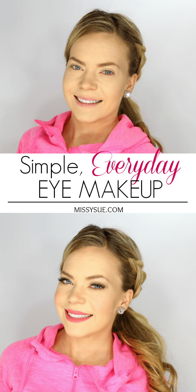 Simple Everyday Eye Makeup