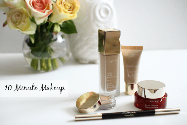 Clarins 5 10, 15 Minute Makeup