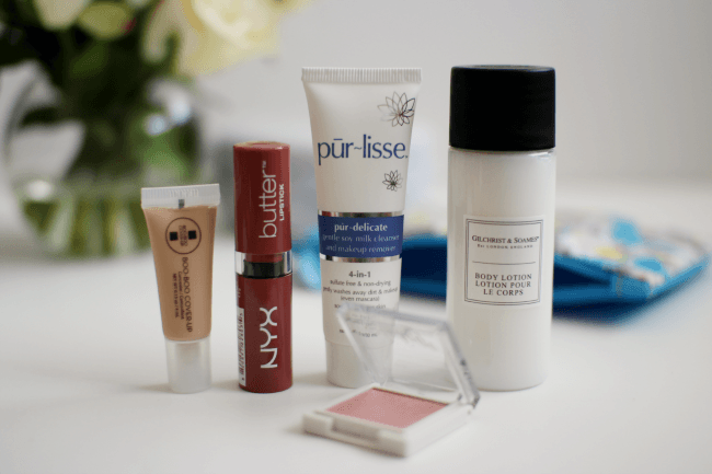 Ipsy Glam Bag Review March 2015