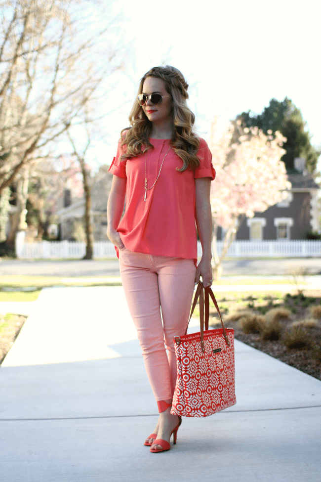pink-and-peach-outfit