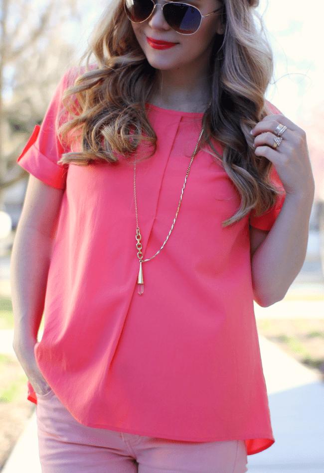 pink-peach-spring-baublebar-necklace