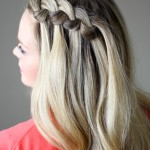 Spiraled Knot Braid