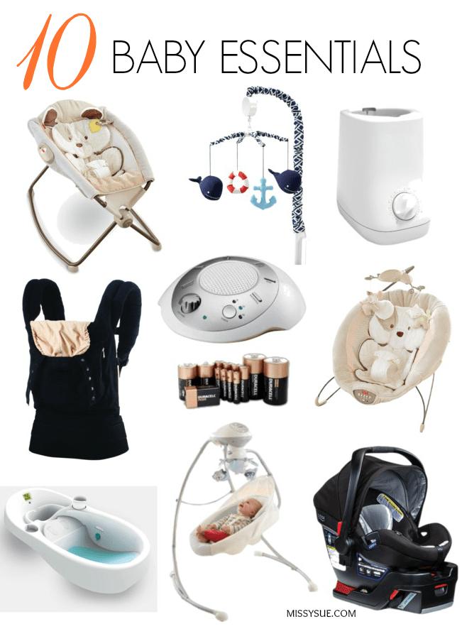 10-baby-essentials