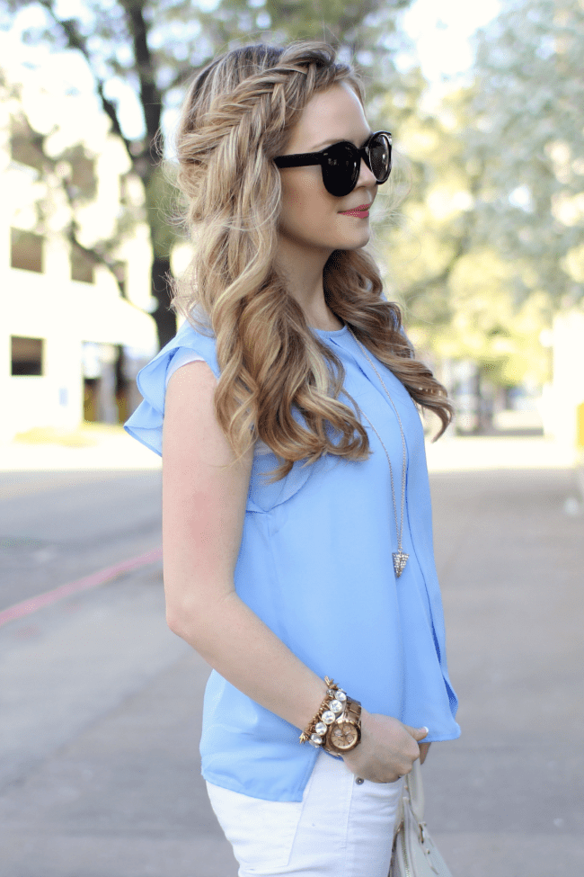 baby-blue-shirt-white-jeans