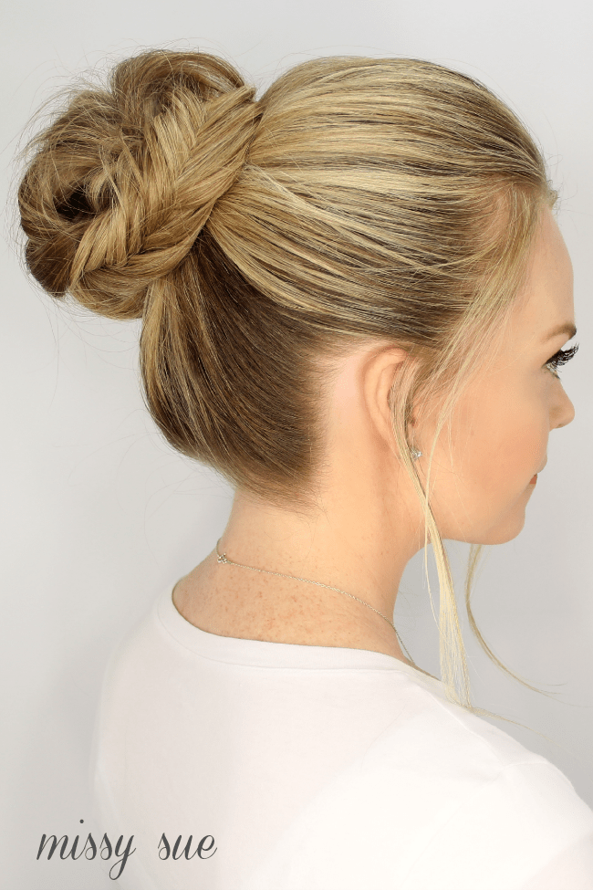 fishtail-braided-top-knot