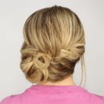 Fancy Fishtail Updo