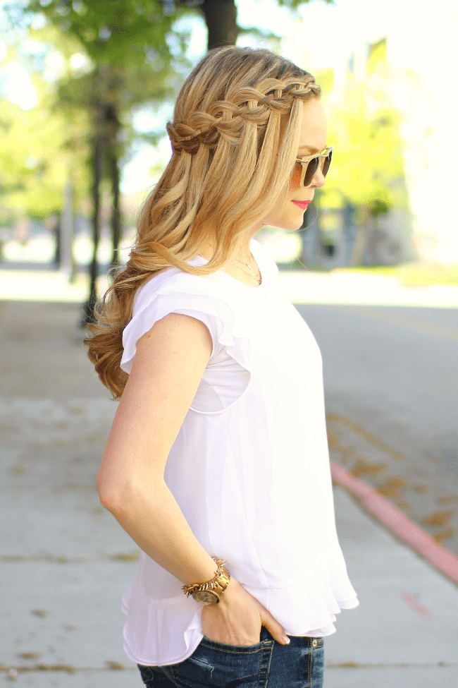 four-strand-waterfall-braid-white-shirt