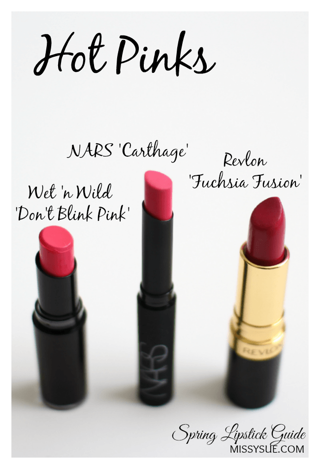 hot-pinks-spring-lipstick-guide