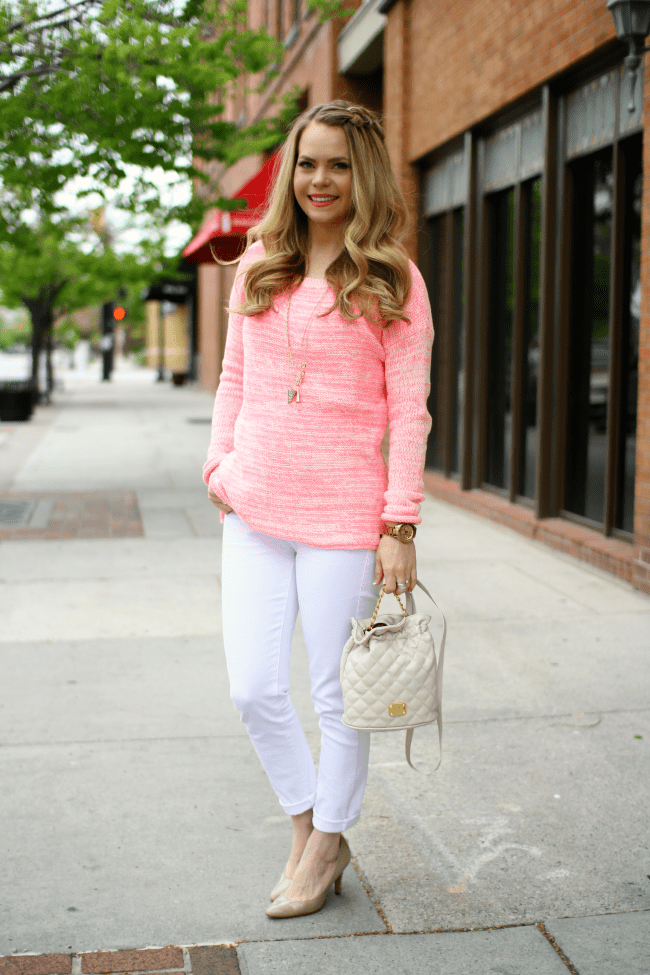 pink-white-bucket-bag