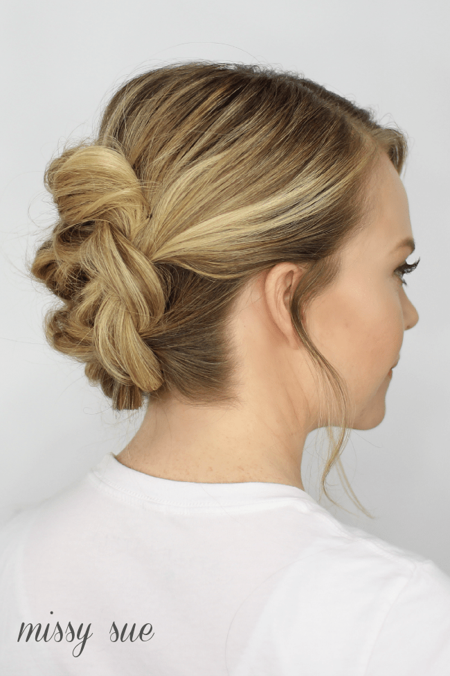 wrapped-bun-updo