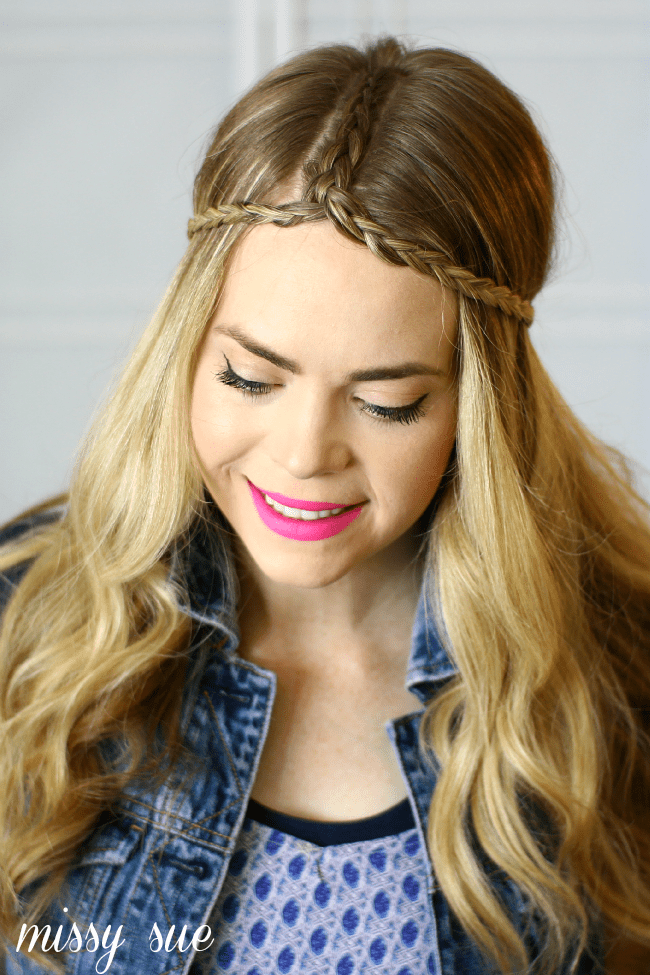 Festival Hair Archives | MISSY SUE