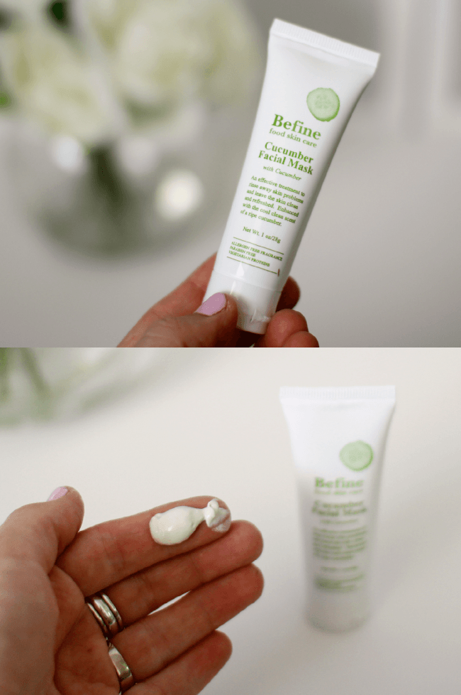 ipsy-be-fine-cucumber-facial-mask