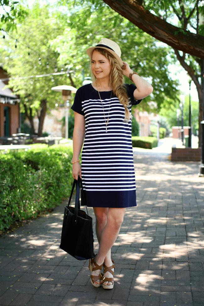 jcp-summer-striped-dress-fedora