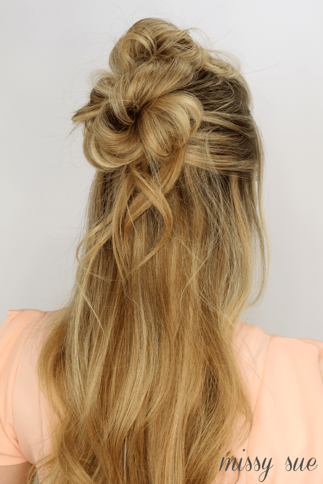 mohawk-messy-buns-hairstyle