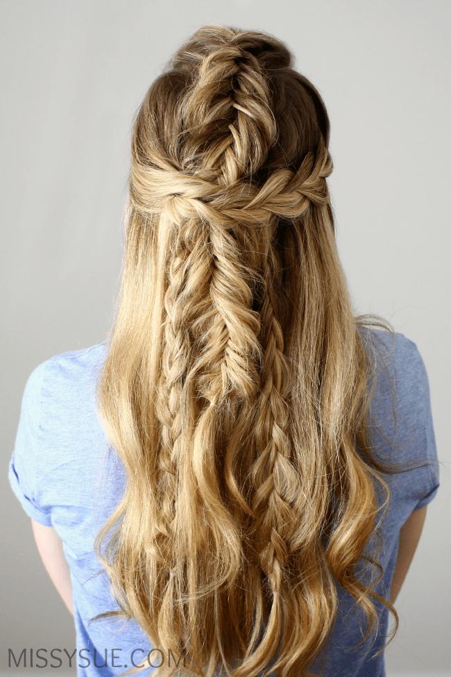 half-up-mermaid-braids-tutorial