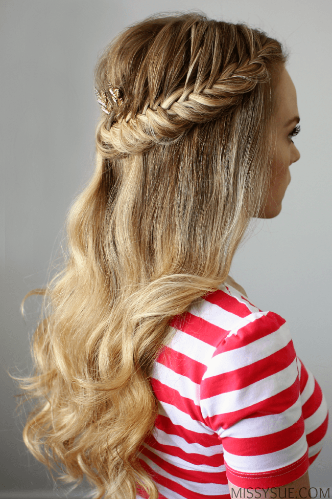 fishtail-french-braids-half-up-tutorial