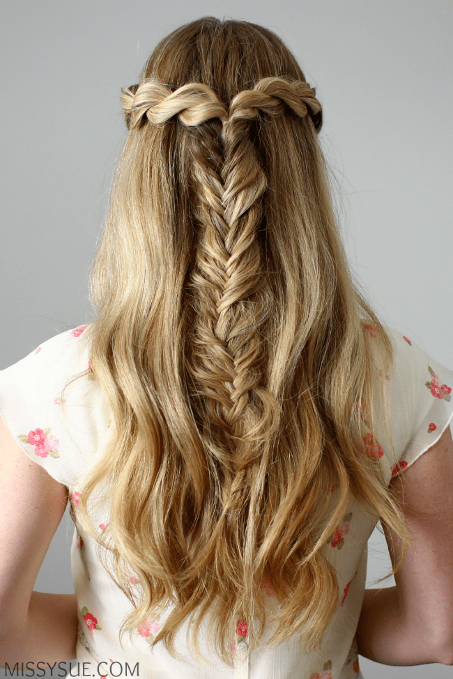 fishtail hair style 3 back to school hairstyles 1662