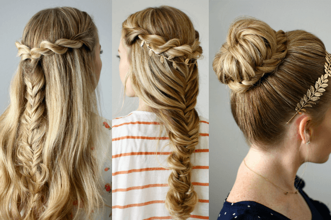 Admirable 3 Back To School Hairstyles Hairstyle Inspiration Daily Dogsangcom
