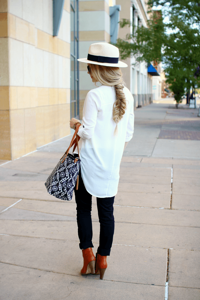 hat-white-top-black-jeans
