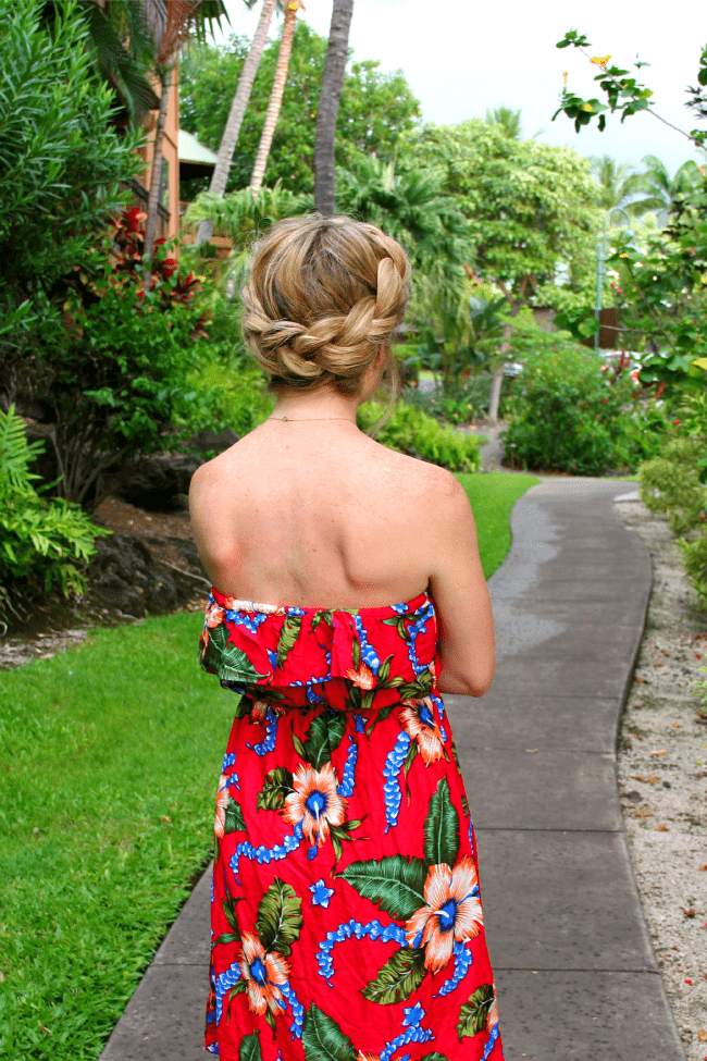 crown-braid-hawaiian-dress