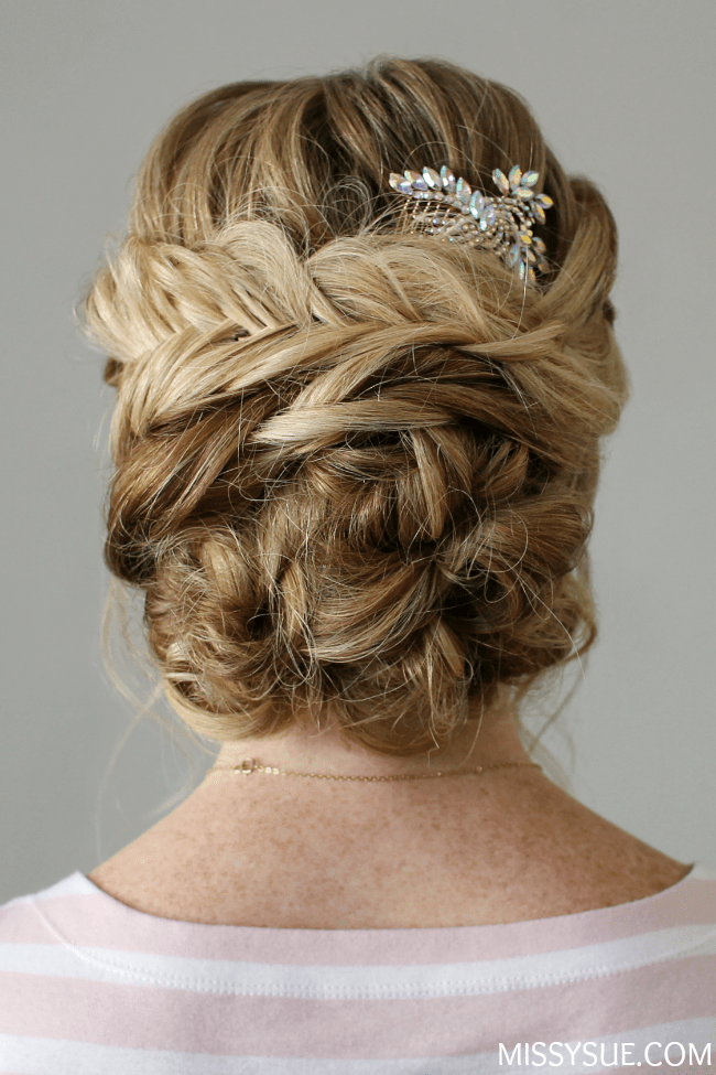 fishtail-embellished-low-updo