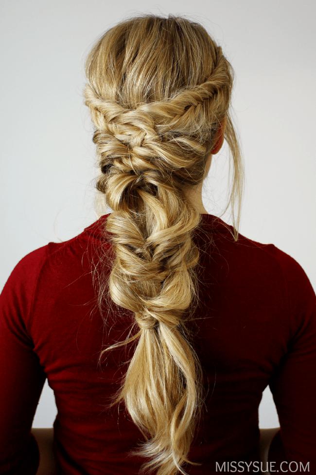fishtail-topsy-tail-boho-braid
