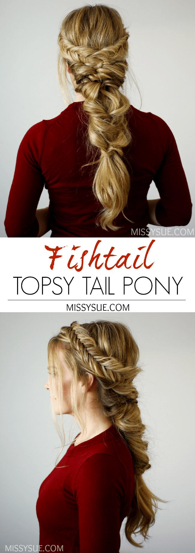 fishtail-topsy-tail-pony-tutorial
