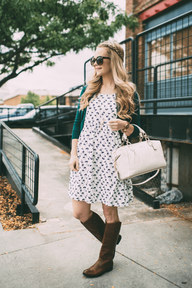 patterned-dress-coach-bag