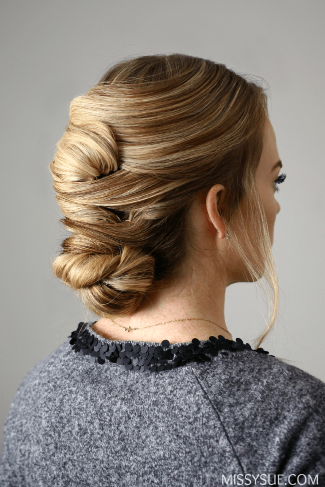 criss-cross-wrapped-bun