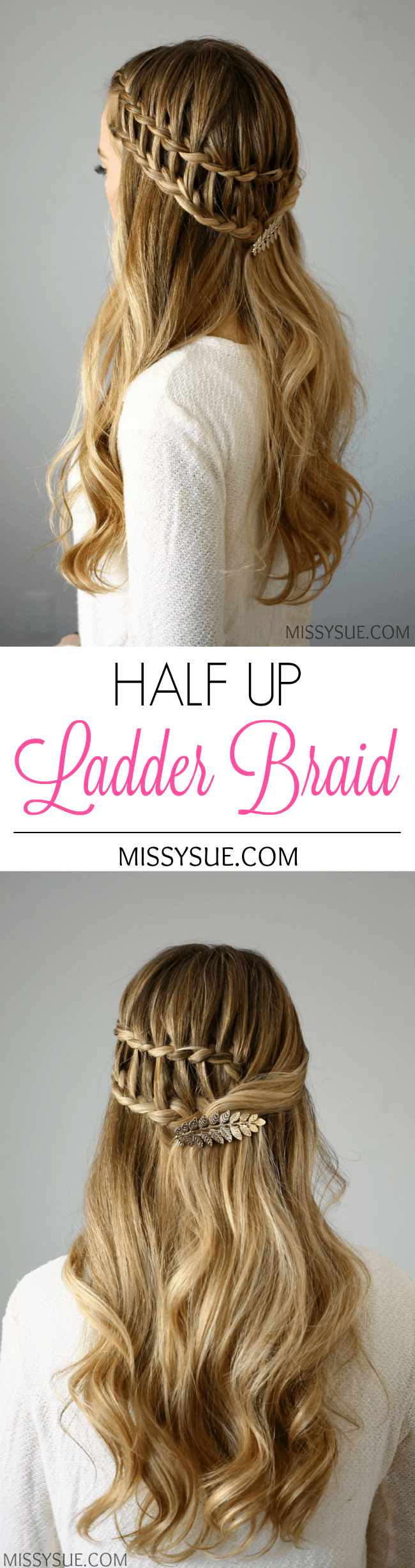up ladder braid