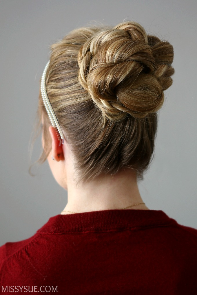 3 Holiday Hairstyles   MissySue.com
