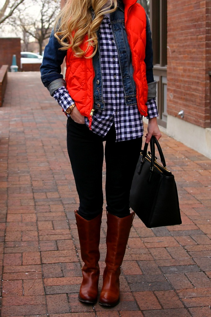 vest-gingham-riding-boots