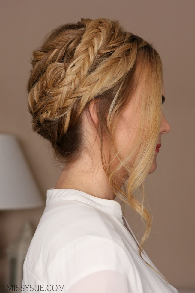 crown-braid-fishtails