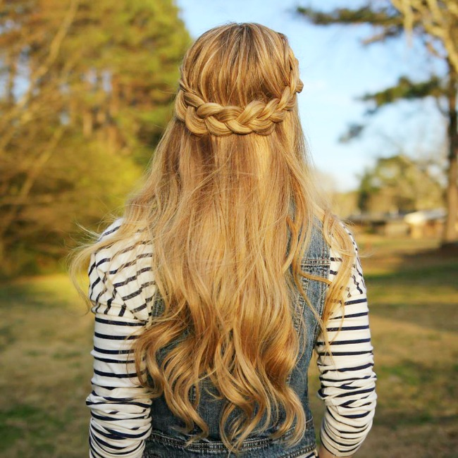 half-up-crown-braid