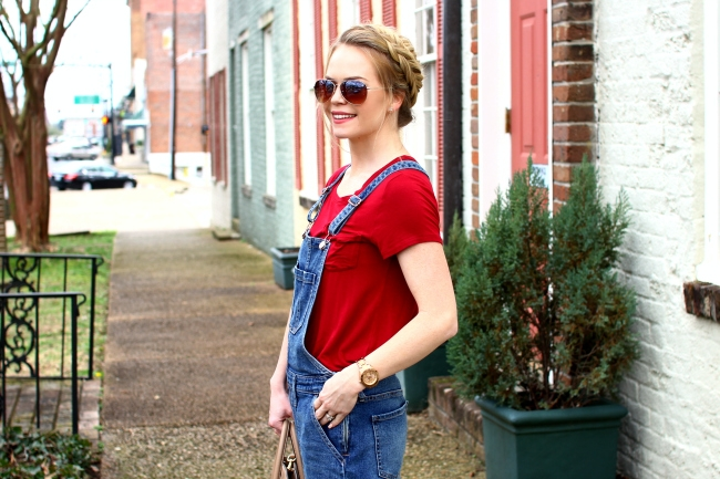Spring Overalls