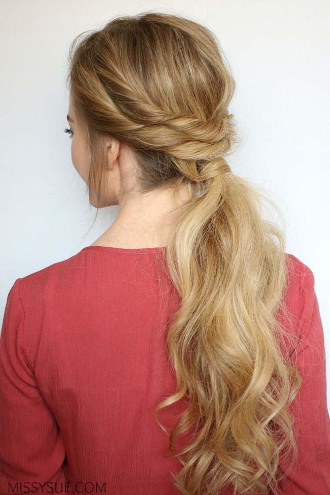 double-twisted-low-ponytail