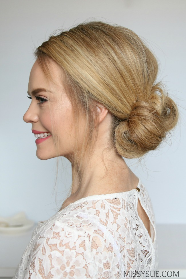 low-bun-tutorial-with-extensions