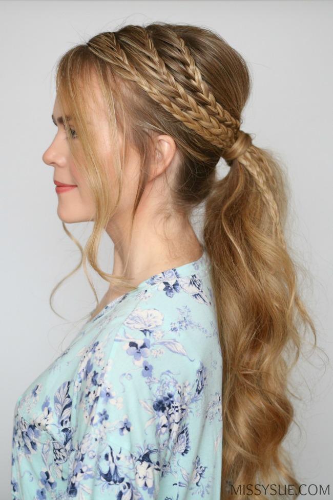 three-french-braid-ponytail-hair-tutorial