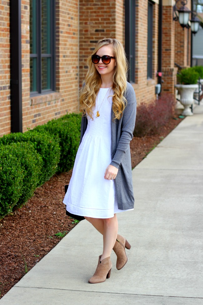 white-peasant-dress-boyfriend-sweater