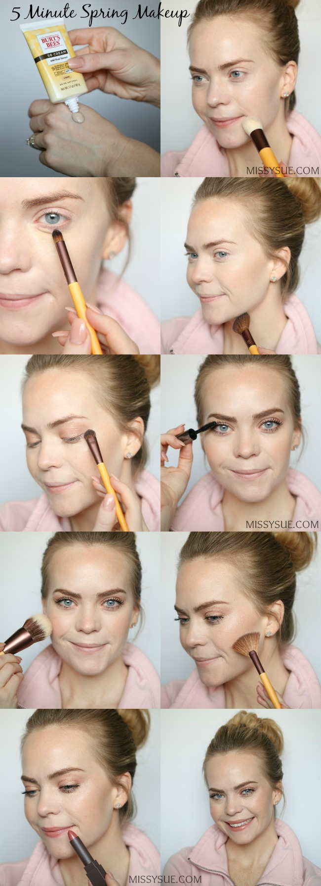 everday-makeup-with-burts-bees