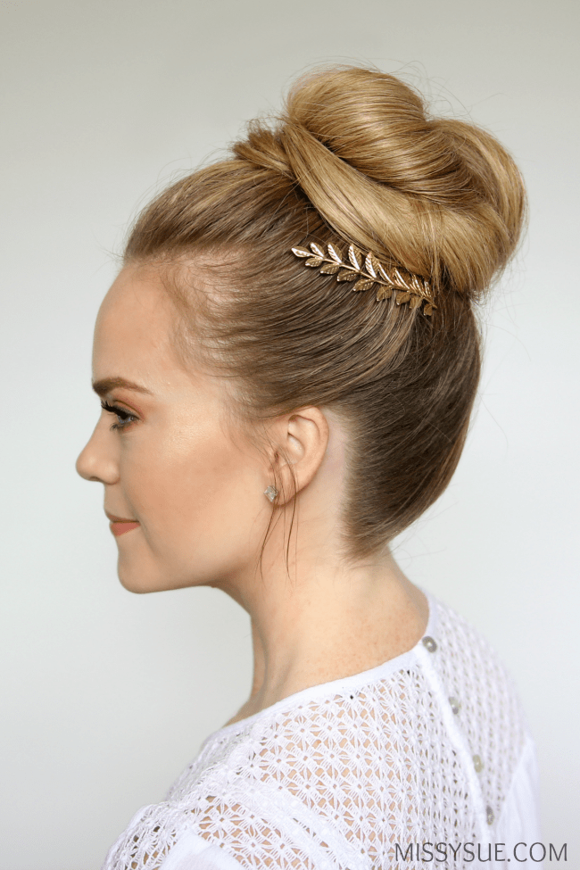 high-bun-prom-bridal-tutorial