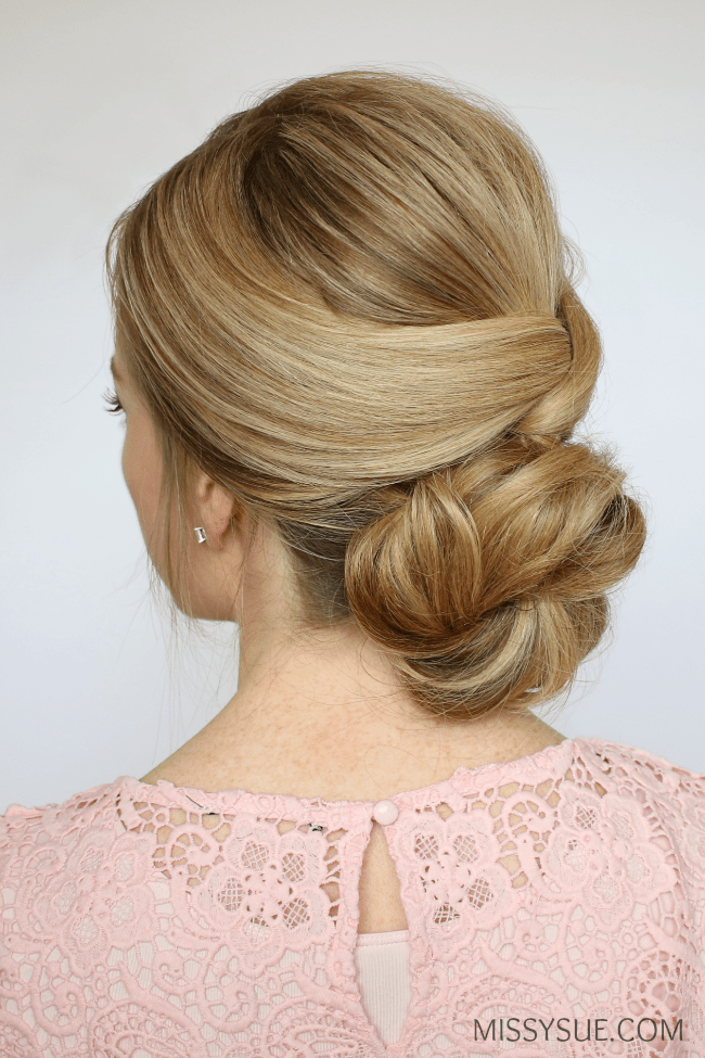 low-bun-formal-hairstyle