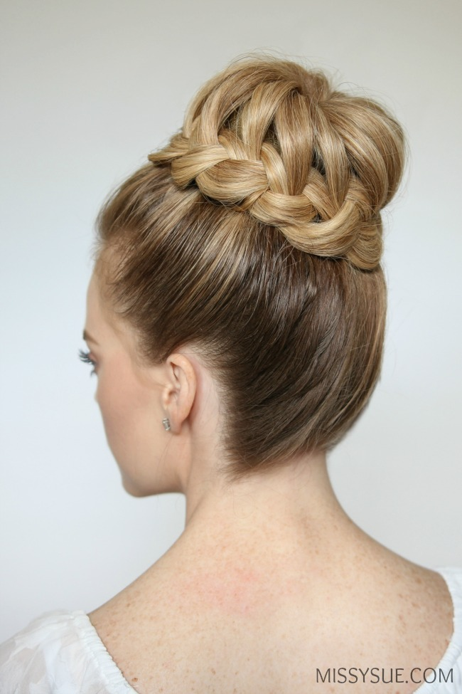 hair buns styles images braid high bun sue 9738