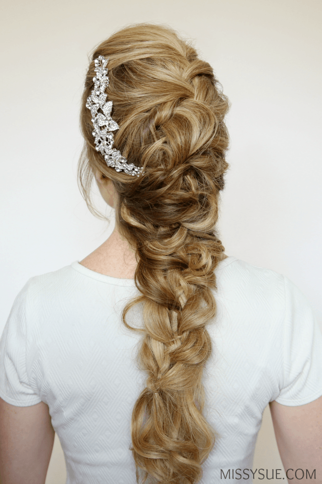 Fancy Formal Braid | MISSY SUE