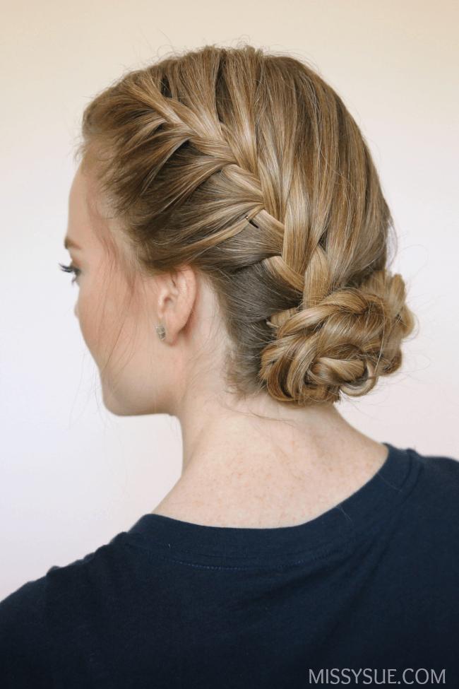 3 Sporty Hairstyles Missy Sue