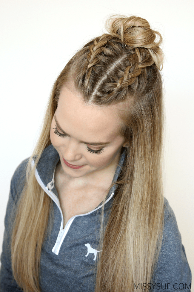 double-dutch-braid-top-knot