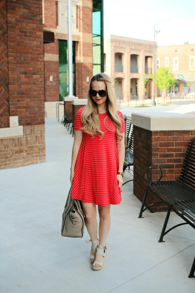 lush-striped-red-dress-2