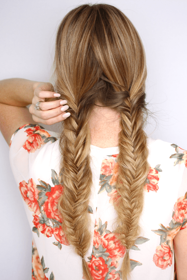 Braid hairstyles tumblr tutorial