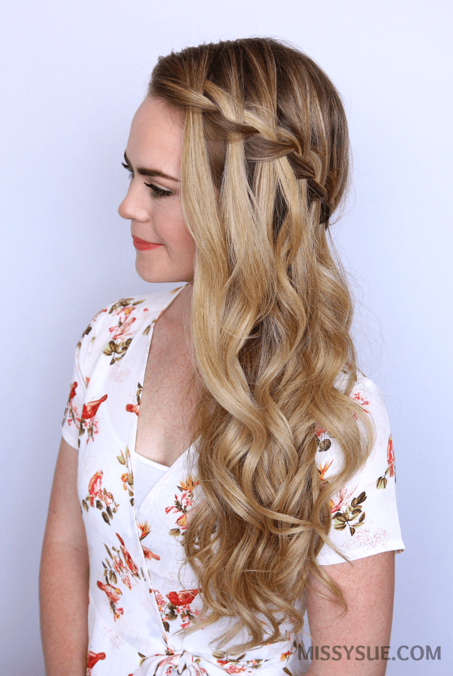 sideswept-waterfall-braid-hair-tutorial
