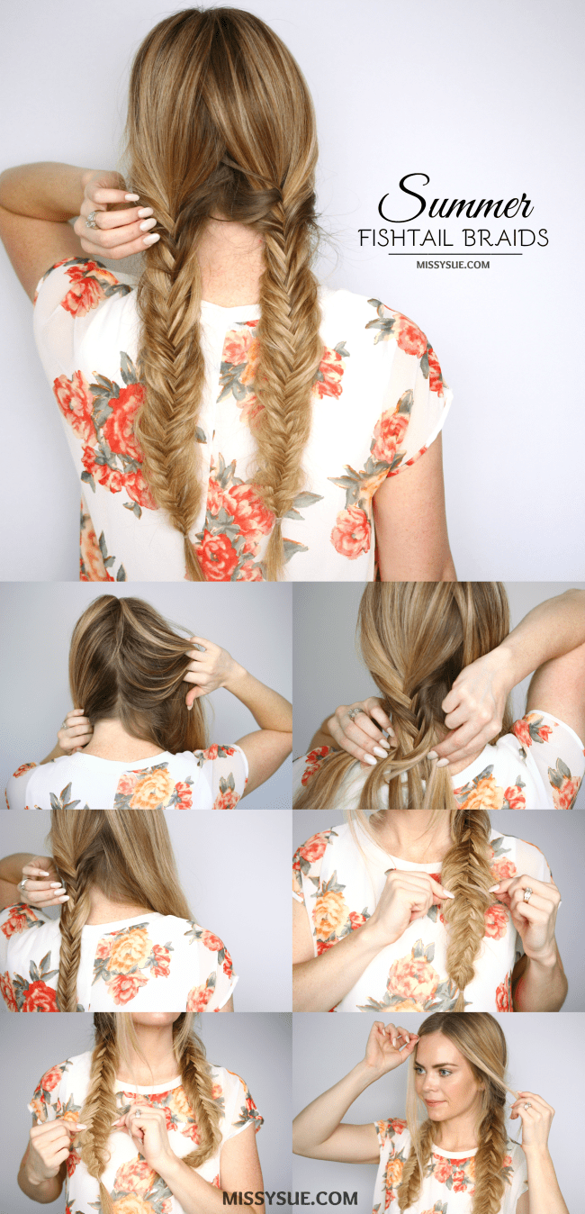 two-fishtail-braids-tutorial